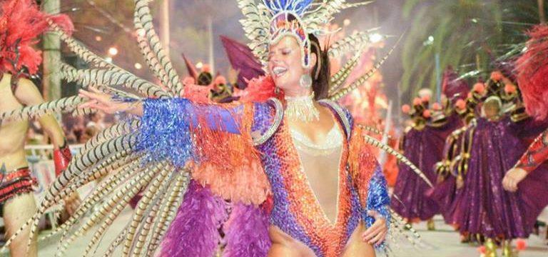 """Entregaron los premios de carnaval """"Ramón Ismael Barbá"""" en 25 de Mayo"""